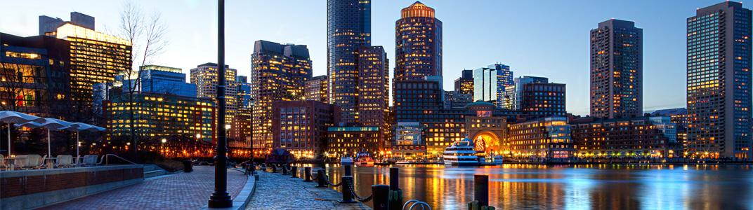 Boston city picture