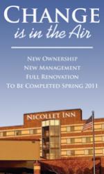 Reserve Park Sleep & Fly at Best Western Premier Nicollet Inn