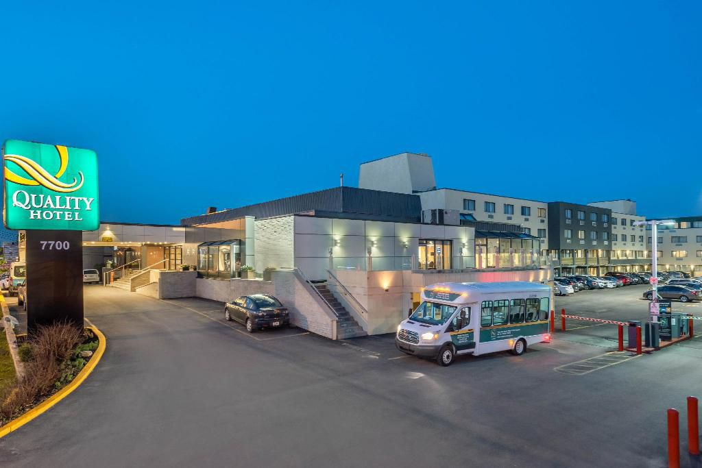 Quality Hotel Dorval Airport