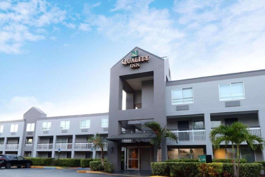 Quality Inn Miami Airport Doral