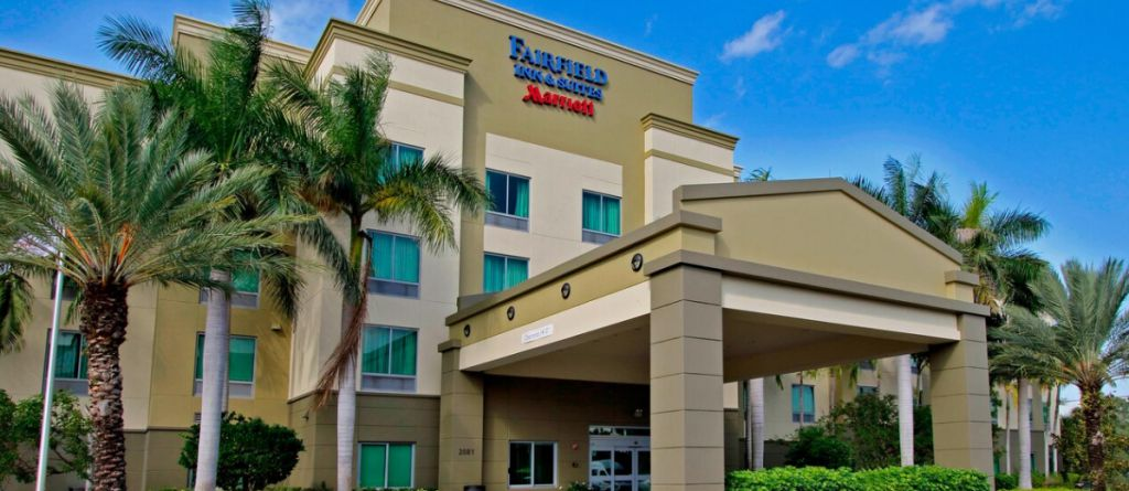 Fairfield Inn & Suites by Marriott Fort Lauderdale Airport & Cruise Port