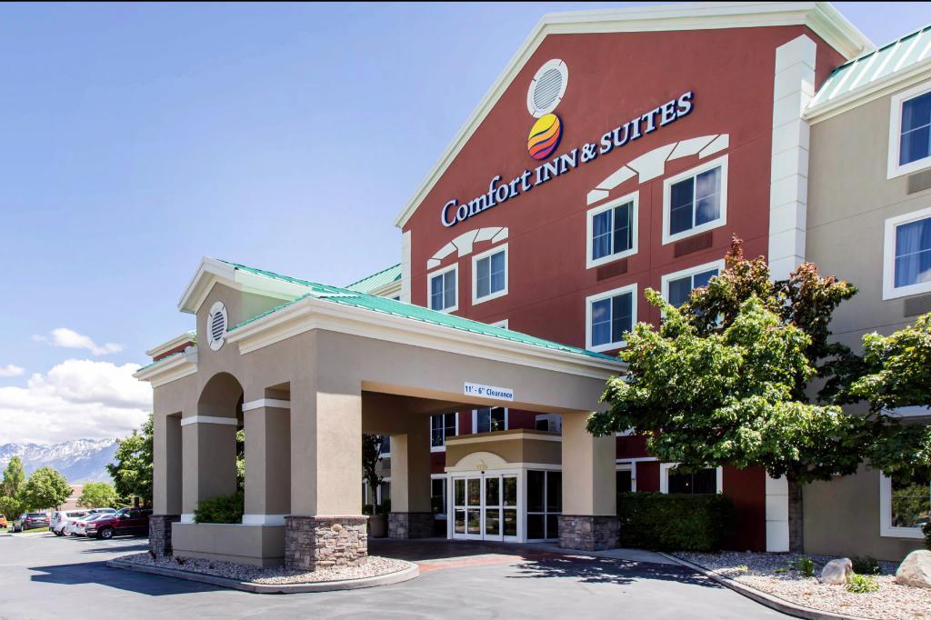 Comfort Inn & Suites West Valley City