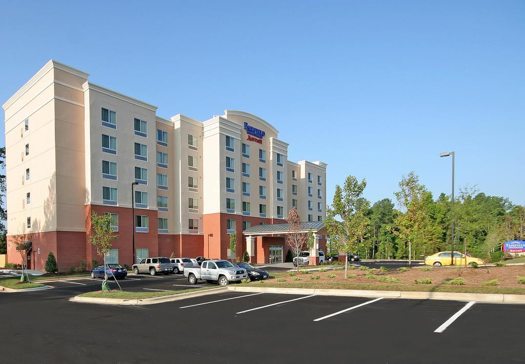 Fairfield Inn & Suites by Marriott Raleigh Durham Airport Brier Creek