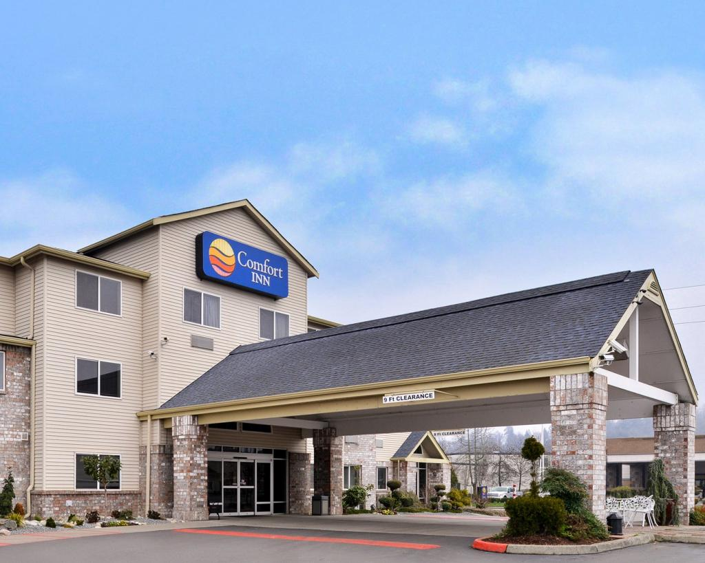 Comfort Inn Kent-Seattle