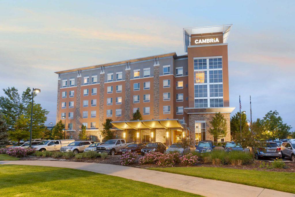 Cambria Hotel Denver International Airport