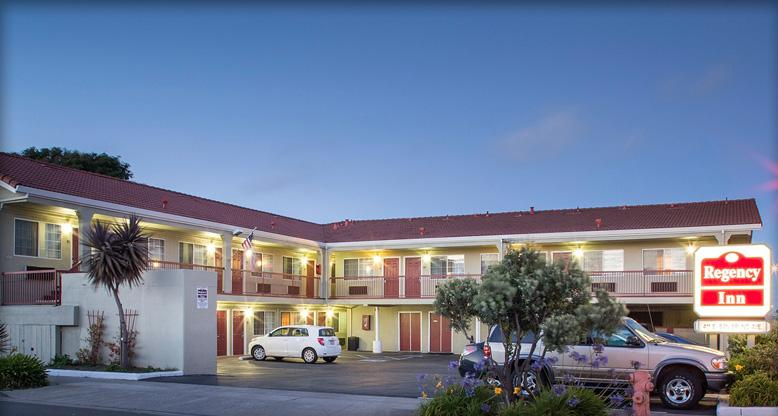 Regency Inn San Bruno/San Francisco Airport