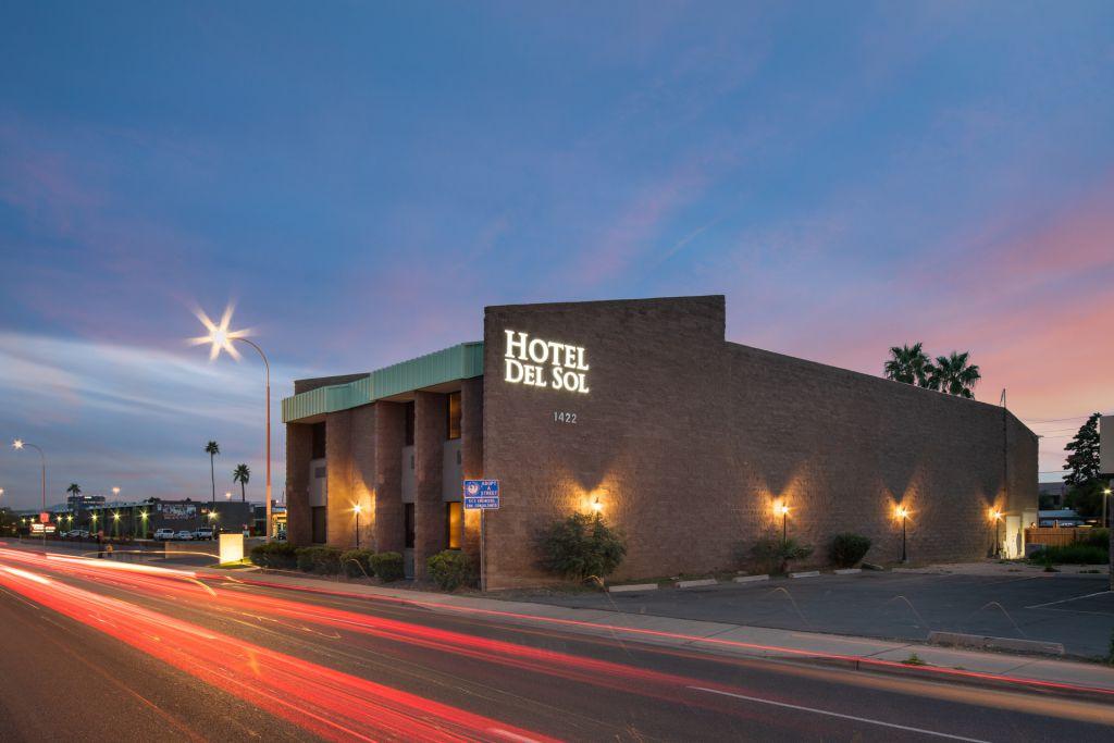 Hotel Del Sol Boutique, Phoenix Airport