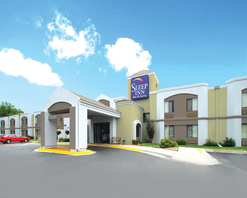 Sleep Inn and Suites Omaha Airport