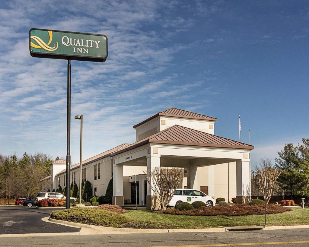 Quality Inn Richmond Airport
