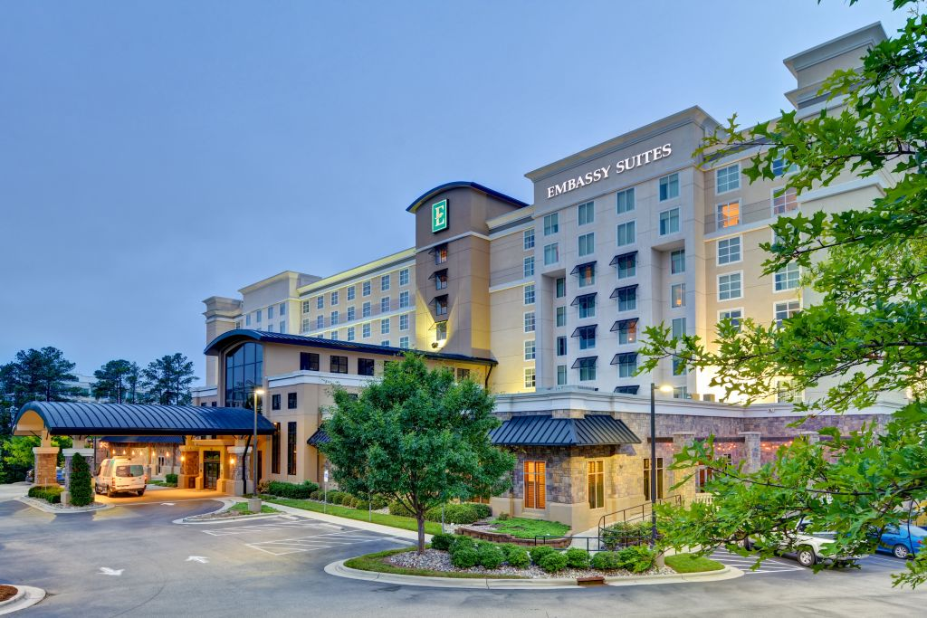 Embassy Suites by Hilton Raleigh Durham Airport Brier Creek