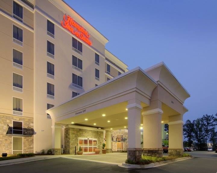 Hampton Inn & Suites Raleigh Durham Airport Brier Creek