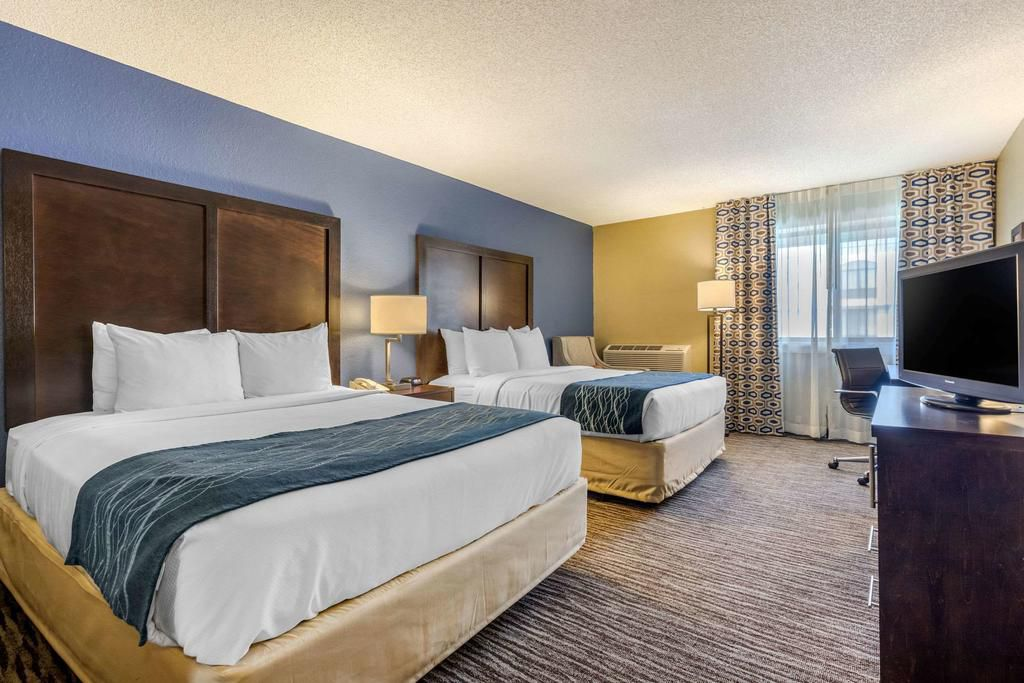 Comfort Inn Arlington Heights Chicago O'Hare Airport