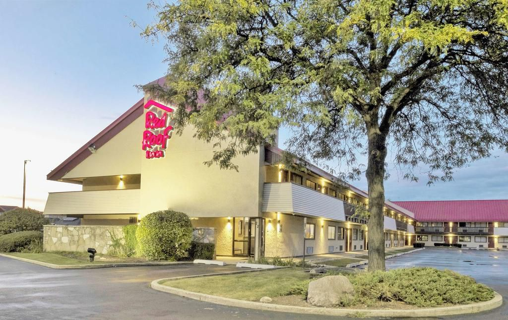 Red Roof Inn Chicago - O'Hare Airport/Arlington Heights