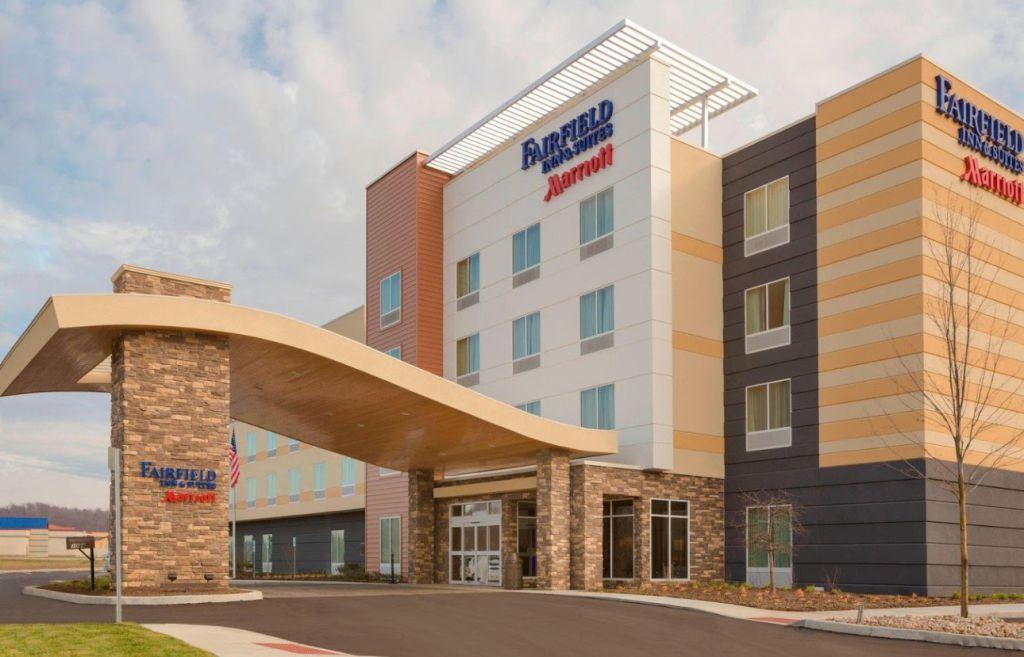 Fairfield Inn & Suites Pittsburgh Airport Robinson Township