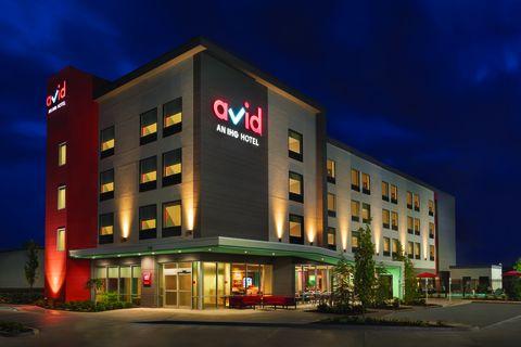 Avid Hotel Oklahoma City Airport