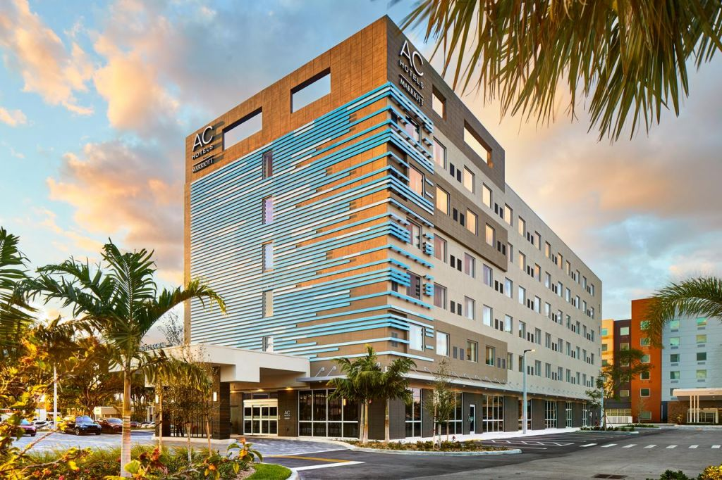 AC Hotel by Marriott Miami Airport West Doral