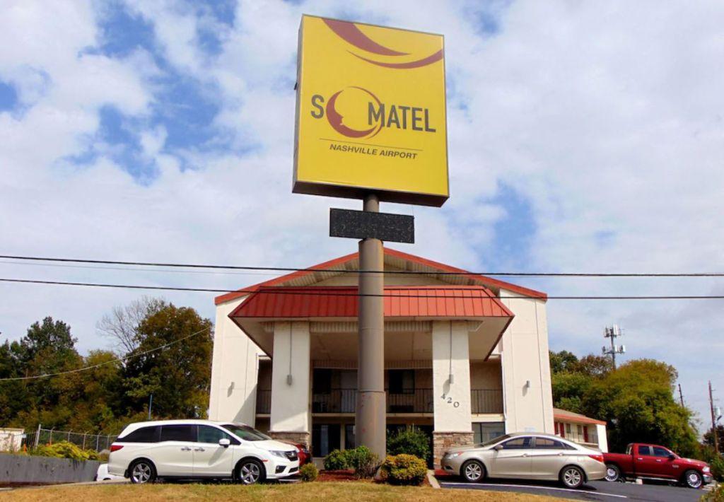 Somatel Nashville Airport Hotel