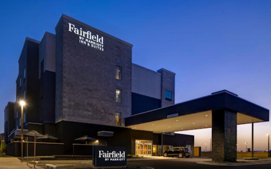 Fairfield by Marriott Inn & Suites St. Paul Eagan