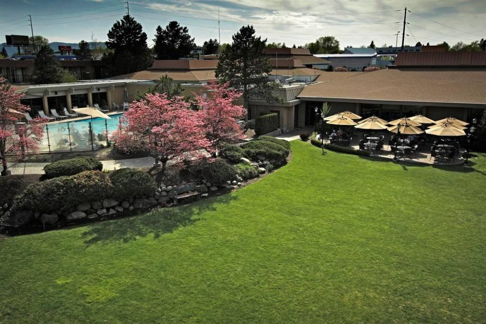Park Sleep Fly Spokane Airport Hotels With Free Parking
