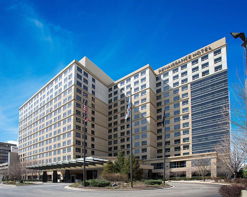 Renaissance Chicago OHare Suites Hotel