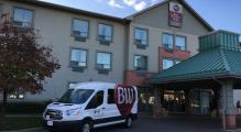 Reserve Park Sleep & Fly at BEST WESTERN PLUS Travel Hotel Toronto Airport