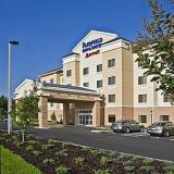 Reserve Park Sleep & Fly at Fairfield Inn by Marriott Bradley Airport Windsor Locks
