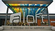 Aloft San Francisco Airport